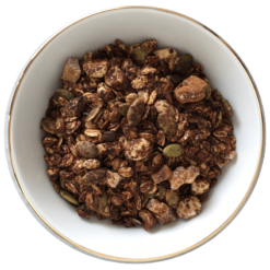 The Nibble Box Chocohazelnut Chuckwagon Granola