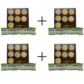 Box of 4 (330g x 4) Rs. 400 Off