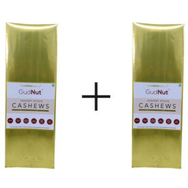 Refill Pack (200g X 2) – Rs. 125 off
