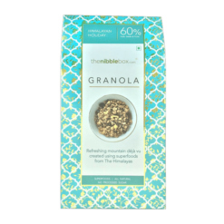 Himalayan holiday granola