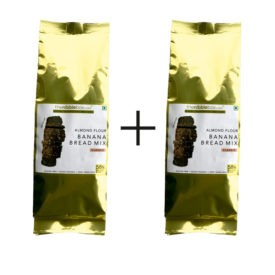 Pack of 2 (310g x 2) – Rs. 100 off