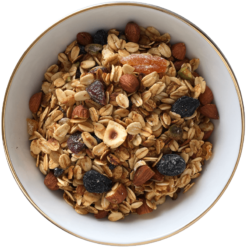 The Nibble Box Everything Exotic Granola