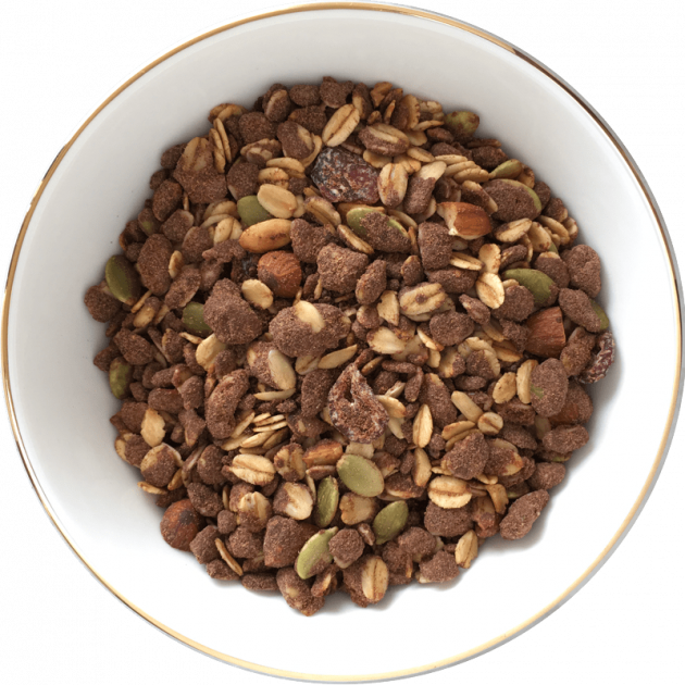 The Nibble box Protein Prix Granola