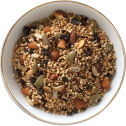 The Nibble Box Quinoa Cruise Granola