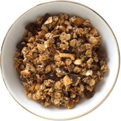 The Nibble Box Himalayan Holiday Granola