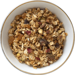 The Nibble Box Pink Ciy Granola